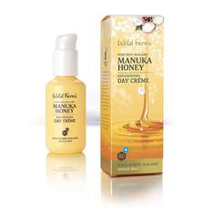 Wild Ferns Manuka Honey Replenishing Creme
