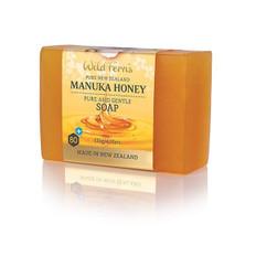 Wild Ferns Manuka Honey Pure and Gentle Soap