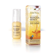 Wild Ferns Manuka Honey Intensive Refining Eye Cream