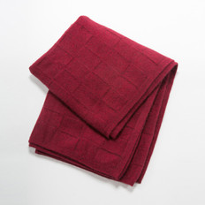 Noble Wilde Merino - Possum Basket Weave Queen Throw