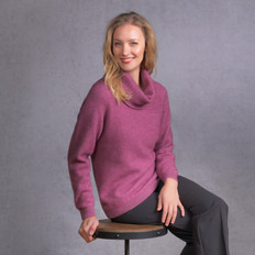 Noble Wilde Milford Cowl Sweater