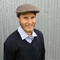 Hills Hats - Bingley Check Lambswool Tweed Cheesecutter