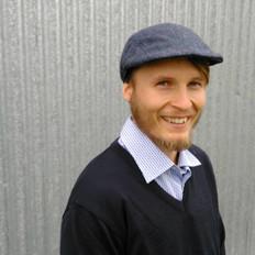 Hills Hats -  English Tweed Lambswool Cheesecuter