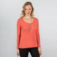 Bay Road Original Merino Scoop Neck