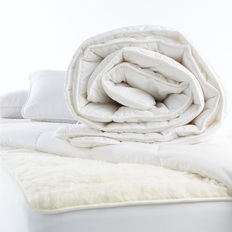 Mi Woolies Wonderwool  Double Wool Fill Duvet or Quilt Inner (winter weight)