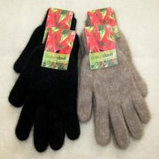 'Possumdown' Merino Wool and Possum Fur Gloves