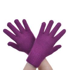 McDonald Merino - Possum & Silk Gloves
