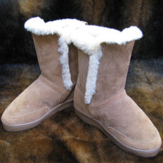 Canterbury Sheepskin Flyer Sheepskin Boot