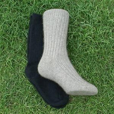 Possumdown 'Cabin Mate' Merino - Possum Leisure Socks