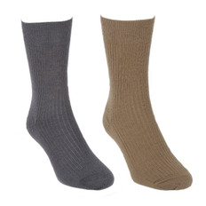 Lothlorian Merino Lambswool Dress Socks