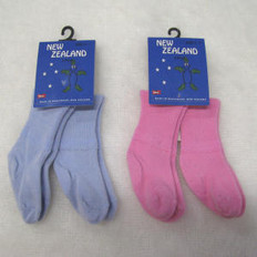 70 Mile Bush Infant Merino Sock (Twin Pack)