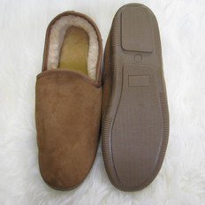 Canterbury Sheepskin 'Albert' Slipper