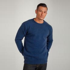 Koru Merino - Possum Crew Neck Sweater