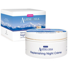 Alpine Silk Replenishing Night Creme 100gm