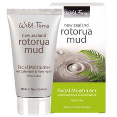 Wild Ferns Rotorua Mud Facial Moisturiser