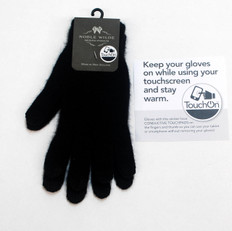 Noble Wilde 'Touchscreen Friendly' Merino - Possum Gloves
