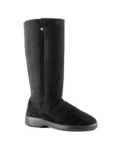 Canterbury Sheepskin Zipped Tall 'Bella' Boot