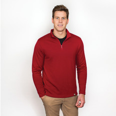 Noble Wilde Merino 'Kingsley' 1/2 Zip Top