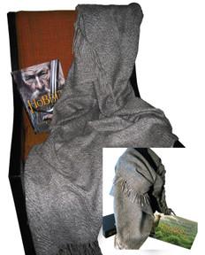 Stansborough 'Gandalfs Magical Mithril' Wool Throw