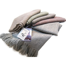 Stansborough 'Movie Fellowship' Wool Throw