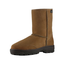 Canterbury Sheepskin 'Supertread' Low Snow Boot