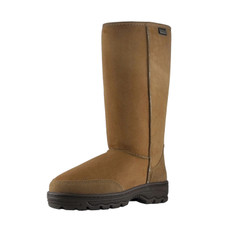 Canterbury Sheepskin 'Supertread' High Snow Boot