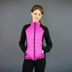 Moke 'Active Woman' Zip Jacket