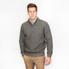 Noble Wilde 'Vickers' Merino - Possum Sweater