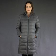 Moke Packable Duckdown Coat with Hood -