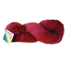 Merino - Possum 4 Ply Painted Yarn - Sunset