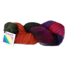 Merino - Possum 4 Ply Painted Yarn - McKenzie Country