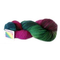 Merino - Possum 4 Ply Painted Yarn - Heathers