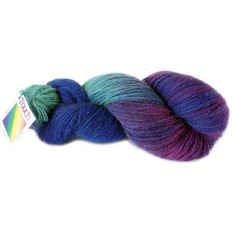 Merino - Possum 4 Ply Painted Yarn - Tekapo