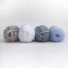 Ashfords Merino 4 Ply Yarn