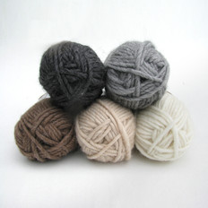 Crucci Chunky Natural Wonder Wool Yarn