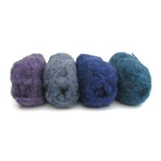 Rare Yarns Alpaca & Merino Brushed 14 ply Yarn