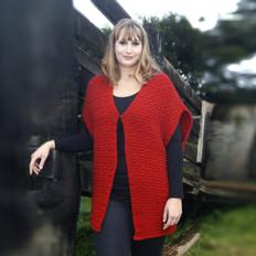Lothlorian Merino - Possum New Wave Vest