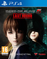 Dead or Alive 5 Last Round (Playstation 4) product image