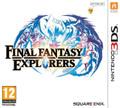 Final Fantasy Explorers (Nintendo 3DS) product image
