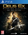 Deus Ex: Mankind Divided Day One Edition (Playstation 4) product image