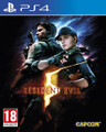 Resident Evil 5 HD Remake (Playstation 4) product image