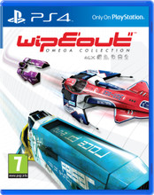 Wipeout Omega Collection (Playstation 4) product image