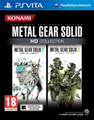 Metal Gear Solid HD Collection (PlayStation Vita) product image
