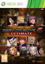 Dead or Alive 5 Ultimate  (Xbox 360) product image