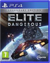 Elite Dangerous Legendary Edition (Playstation 4) product image