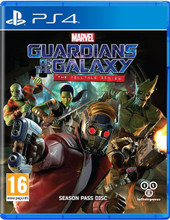 Marvel's Guardians of the Galaxy: The Telltale Series (Playstation 4) product image