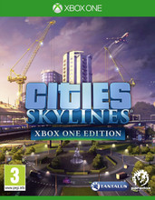 Cities Skylines (Xbox One) product image