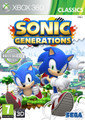 Sonic Generations - Classics (Xbox 360) product image