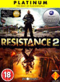 Resistance 2 - Platinum Edition (Playstation 3) product image
