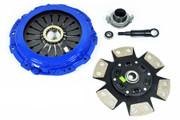 FX Racing Stage 3 Race Clutch Kit 04-10 Subaru Impreza WRX STI EJ257 2.5L Turbo